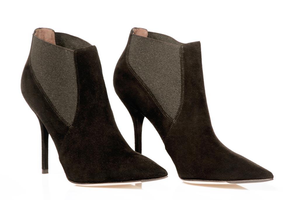Dolce & Gabbana tronchetto shoes
