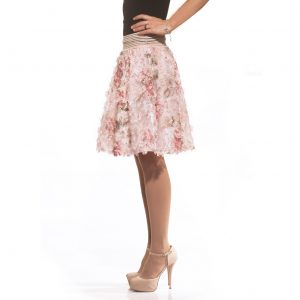 Hyf, fiori, gonna, skirt, flower