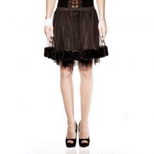 Molly Bracken, skirts, tulle, gonna, palloncino, tulle