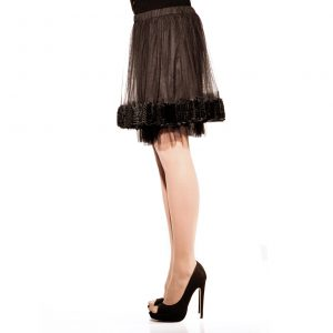 Molly Bracken, skirts, gonna, palloncino, tulle