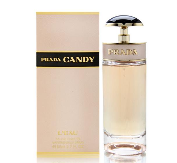 Profumo da Donna Prada Candy Eau de Toilette spray confezione da 50ML