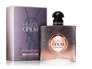 Yves Saint Laurent Black Opium Floral Shock Eau de Parfum spray confezione da 50ML